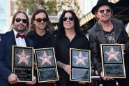 Band Mana Terima Anugerah Bintang Hollywood Walk of Fame