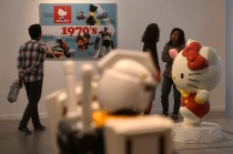 Pameran Japan Kingdom of Characters