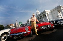 British Car Day di Sri Lanka