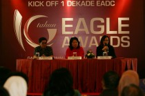 Kick Off Satu Dekade Eagle Award