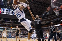 Brooklyn Nets Kalahkan Dallas Mavericks 107-104