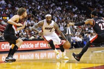 Miami Heat Tekuk Trail Blazers 93-91