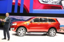 Ford Tampilkan Everest Concept