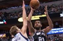 Spurs Tundukkan Mavericks 109-100