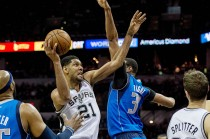 Spurs Taklukkan Mavericks di Laga Pembuka Playoff