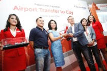 AirAsia Indonesia dan Blue Bird Group Holdings Luncurkan Layanan Airport Transfer to City