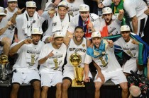 San Antonio Spurs Juara NBA