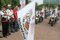 Harley Davidson Club Indonesia Rally 2014