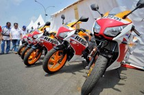 AHM Luncurkan Motor Sport All New Honda CBR150R