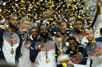 AS Juara Piala Dunia Bola Basket 2014