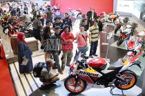 Pameran Indonesia Motorcycle Show 2014