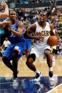 Indiana Pacers 103-91 Philadelphia 76ers