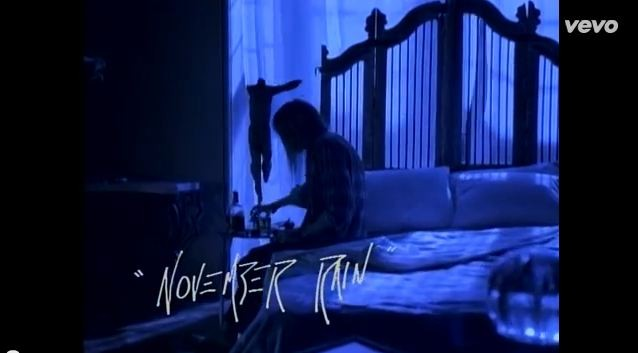 <i>November Rain</i>, Hujan Air Mata dari GNR