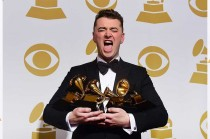 Sam Smith Sabet Empat Penghargaan Grammy Awards