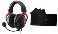 Kingston HyperX Hadirkan Headset dan Mousepad Gaming