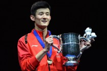 Chen Long Juara Tunggal Putra All England