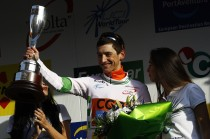 Maciej Paterski Juara Tour of Catalonia