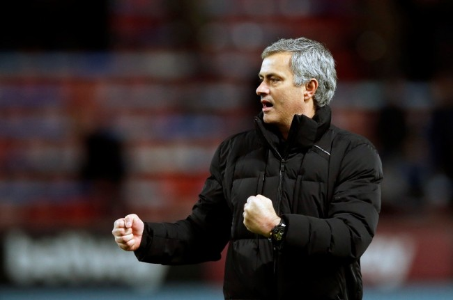 Mourinho Bangga Skuat Chelsea Mampu Atasi Masalah <i>Financial Fair Play</i>