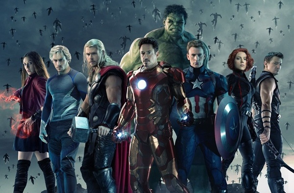 Avengers: Age of Ultron Lengserkan Dominasi Furious 7