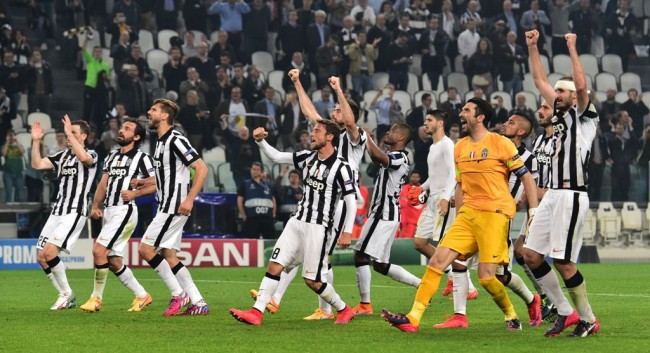 VIDEO: Juventus Taklukkan Madrid