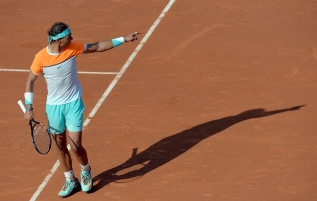 Federer: Nadal Favorit di Madrid Open 2015!