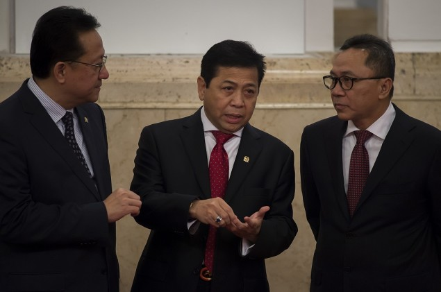 House of Representatives Chief Agrees on Cabinet Reshuffle
