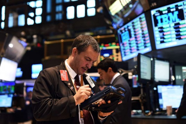 Data Pekerja AS Tumbuh, Wall Street Dibuka Naik Tajam