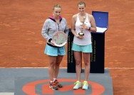 Menang Straight Set, Kvitova Jadi Ratu di Madrid Open 2015