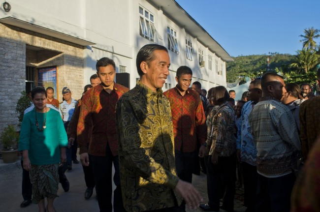 President Jokowi Visits PNG, In Search of Business Opportunities