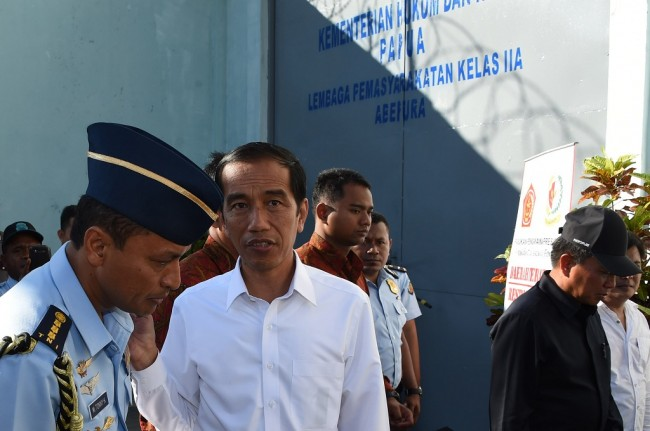 Jokowi Surprised Indonesian Businessman Controls PNG Market