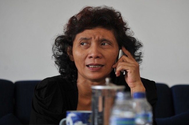 Rp5 Trillion for Minister Susi to Resign