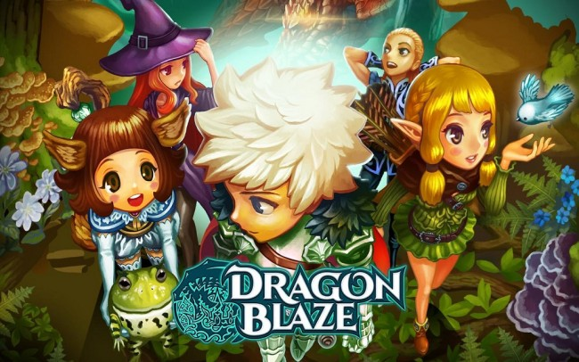 Gamevil Rilis Dragon Blaze di iOS dan Android