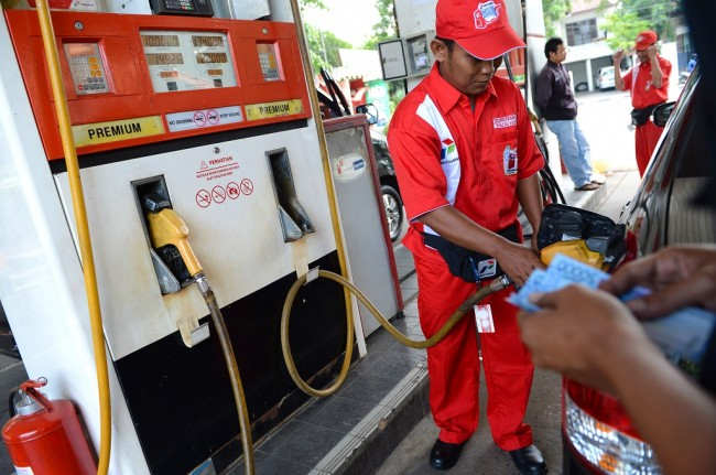 Premium Remains, The List of Rising Fuel Prices