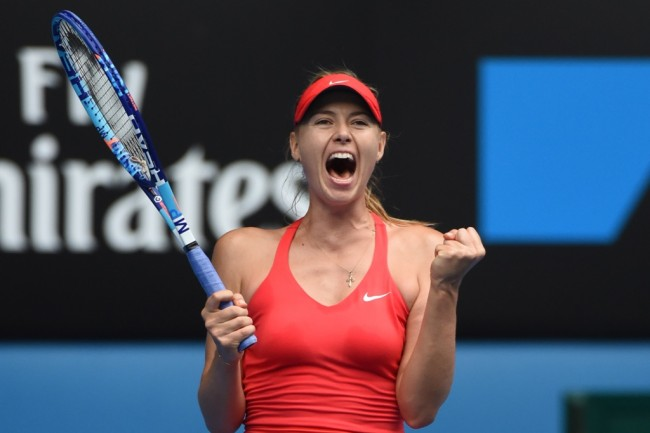 Sharapova Jumpa Navarro di Final Italia Open