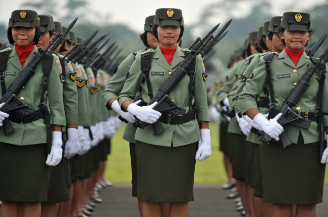 Military: Virginity Test for Moral Evaluation