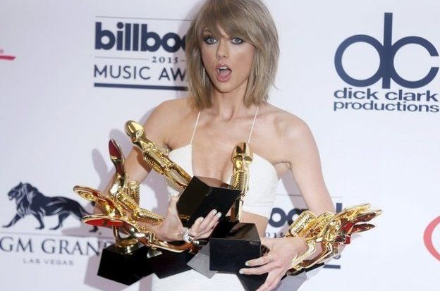 Taylor Swift Boyong 8 Penghargaan Billboard Music Awards