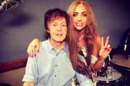 McCartney dan Lady Gaga Duet di Soundtrack <i>High in the Clouds</i>