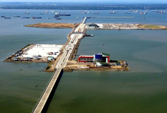 Teluk Lamong Terminal, Environment Friendly and State of the Art Port