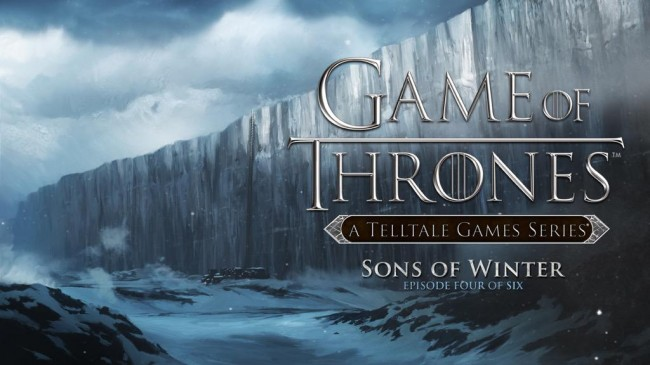 Game of Thrones - Episode 4: Sons of Winter Rilis MInggu Depan