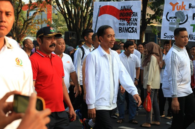 Synthetic Rice Politicization, Jokowi: Preposterous!