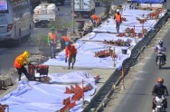 Ministry of Public Works Speeds Up Roadworks to Welcome Ramadan