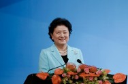 Chinese Vice PM: We Are Not a Threat to the World