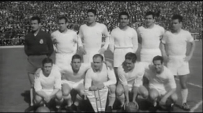 <i>On This Day:</i> Real Madrid Sabet Trofi Champions Dua Musim Beruntun