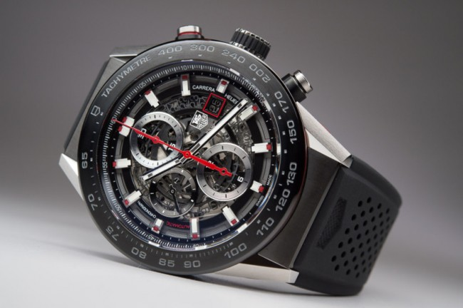 Carrera Wearable 01, Smartwatch Pertama dari TAG Heuer