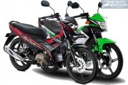 Adu Spek Kawasaki Athlete Pro VS Suzuki Satria F115 Young Star