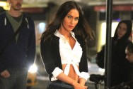 Megan Fox Tampil ala Britney Spears di Teenage Mutant Ninja Turtles 2