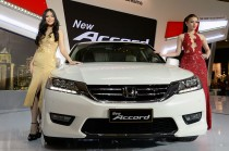 New Honda Accord Diluncurkan