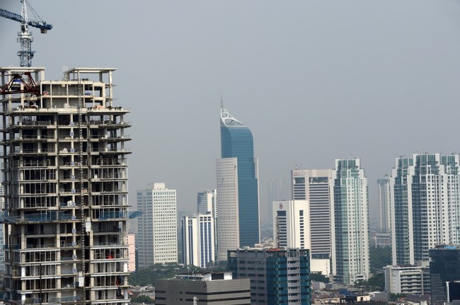 40% of Jakarta Buildings Unqualified for Fire Protection System