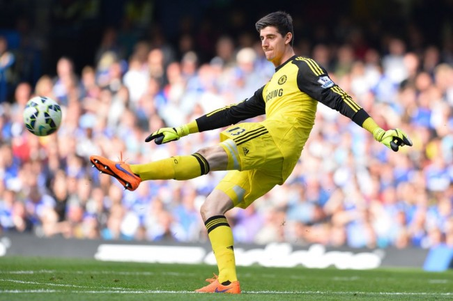 Real Madrid Tawar Thibaut Courtois