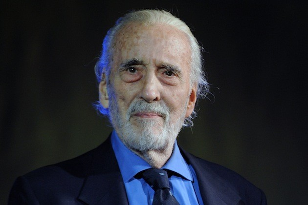 Bintang Film Lord of The Rings Christopher Lee Tutup Usia